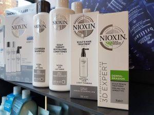 nioxin hair products